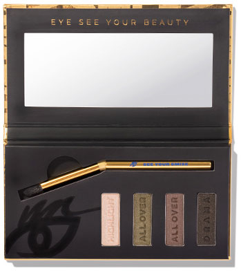 Tyra Beauty Smoky Smize Palette