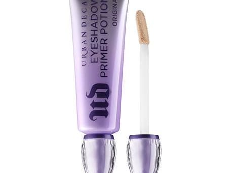 Best cult makeup products that deserve the hype: Urban Decay Eyeshadow Primer Potion (AKA UDPP)