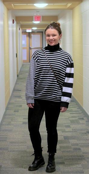 UMass Amherst student style