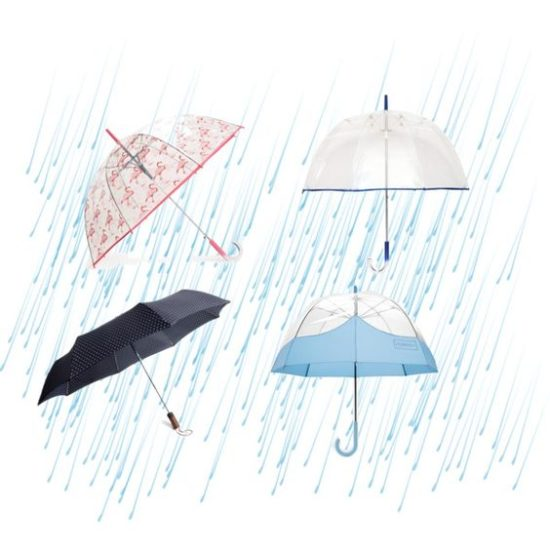 Umbrella Polyvore Set