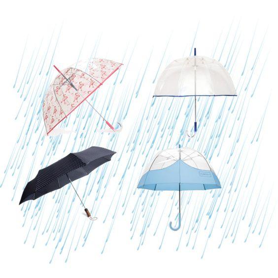 Umbrella Polyvore Set