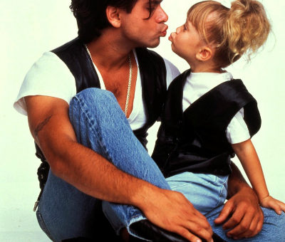 Uncle Jesse and Michelle Full House