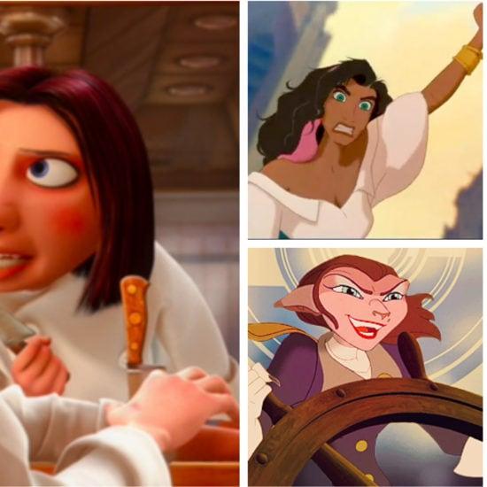 Under appreciated Disney heroines