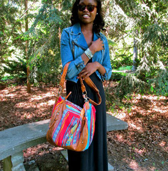 Union College street style on college fashionista Sia