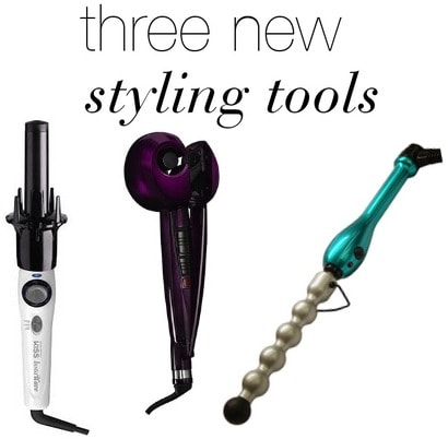 Unique new hairstyling tools