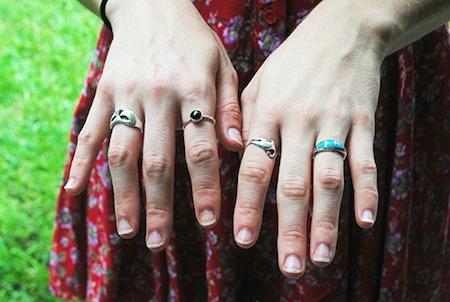 Unique rings uf accessory trend