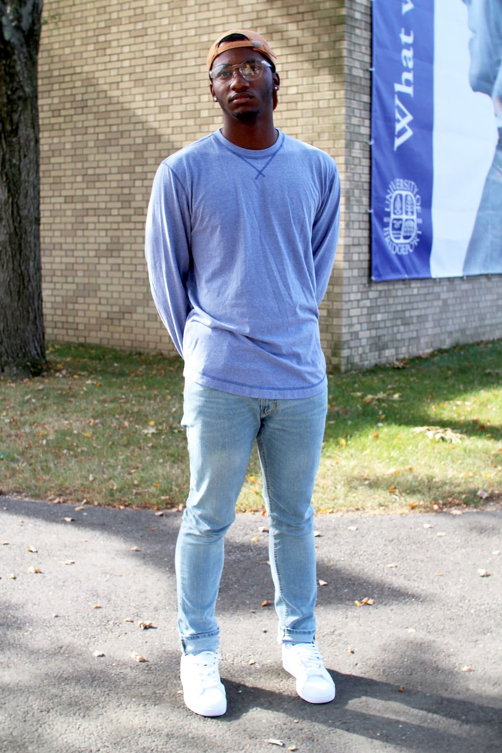 Guy S College Fashion At University Of Bridgeport