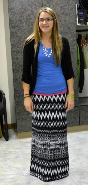 University of Illinois student fashion
