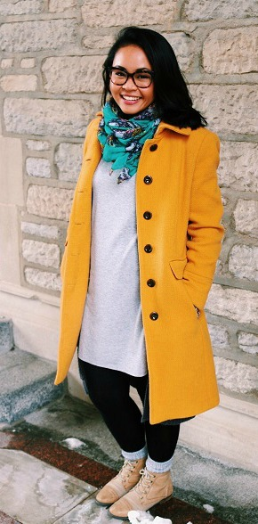 University of Missouri student fashion