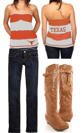 University of Texas style