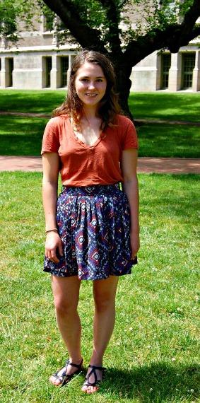 University of Washington student style