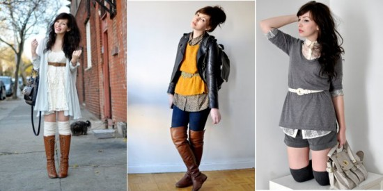 Style blogger and designer Keiko Lynn
