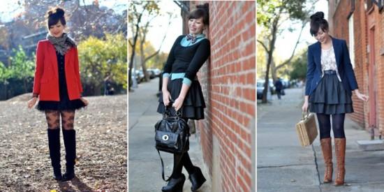 Fashion and beauty blogger Keiko Lynn
