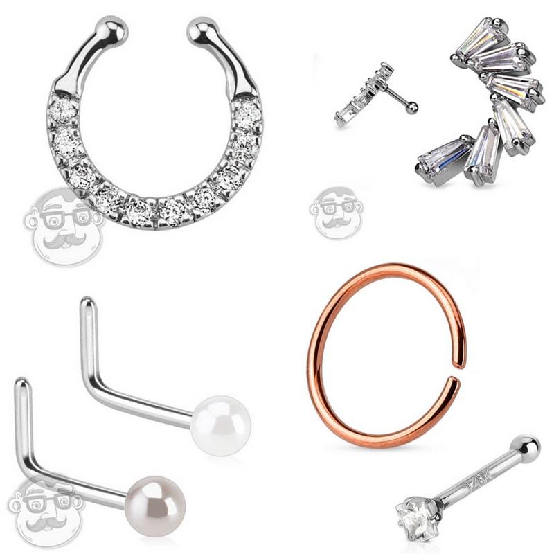 Urban Body Jewelry examples