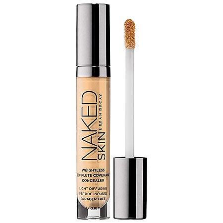 Urban Decay Naked Skin Weightless Complete Coverage Concealer in Color Light Warm