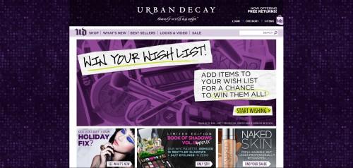 Urban-Decay-website