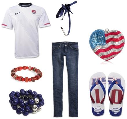 FIFA World Cup Fashion - USA