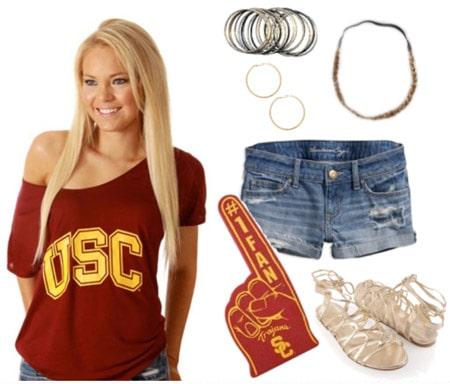 USC fashion - fashion at the University of Southern California