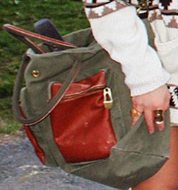 Utilitarian bag