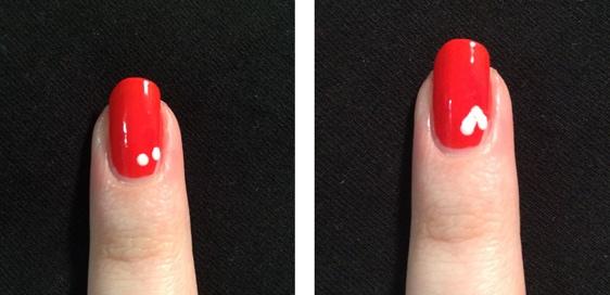 Valentine nails step one resized