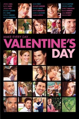 Valentine's Day Movie Poster