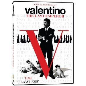Valentino The Last Emperor DVD cover