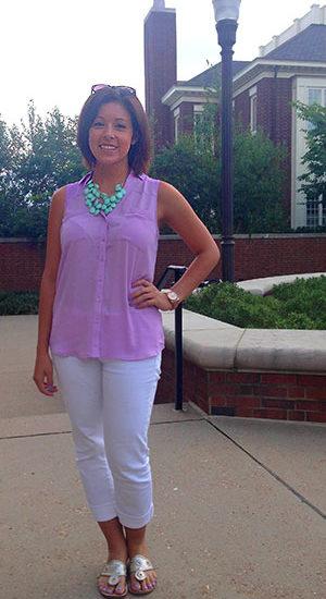 Vanderbilt university student fashion