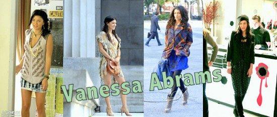 Vanessa Abrams from Gossip Girl