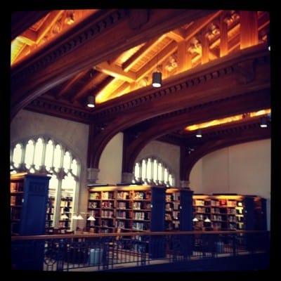 vassar library
