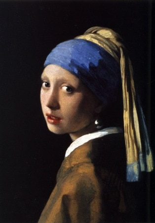 Johannes Vermeer's The Girl with the Pearl Earring