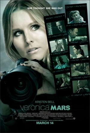 Veronica mars film poster