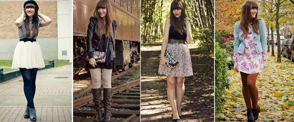 Blogger Veronika of Girl in Closet