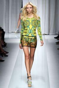 Versace Pre-Fall 2010