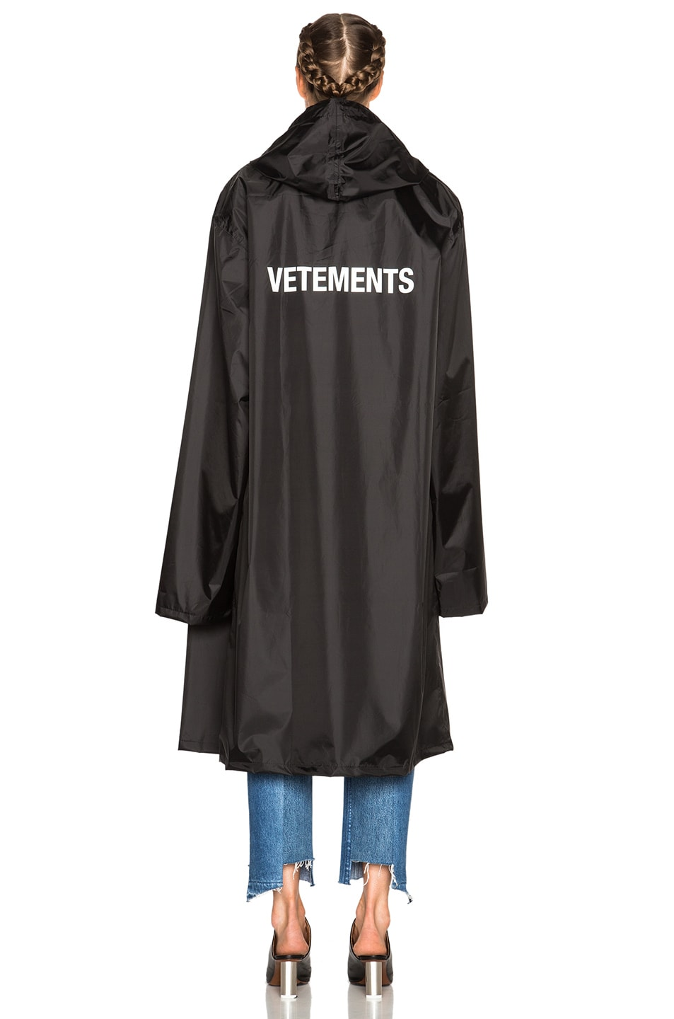 Vetements Rain Jacket