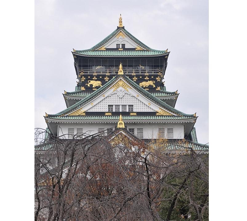 osaka castle facade sized again