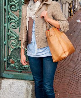 Victoria, a college fashionista from UC Berkeley