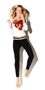 Victoria's Secret PINK Tee Shirt and Leggings