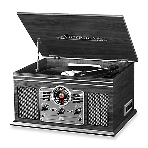 Victrola 6-in-1 Record Player