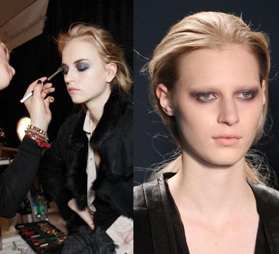 Fashion Week Fall 2011 Violet Eyes