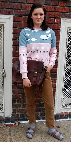 Virginia college street style trends