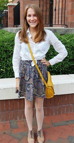 Virginia Commonwealth University fashionista