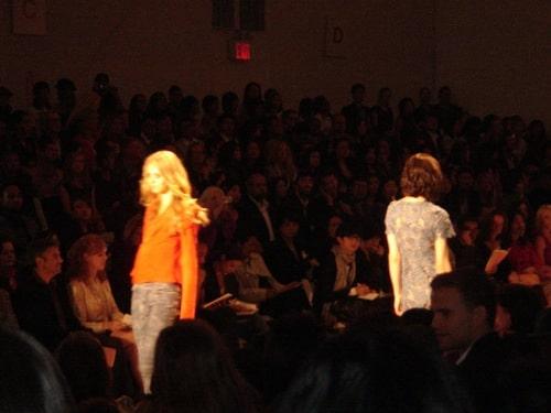 Vivienne Tam New York Fashion Week show
