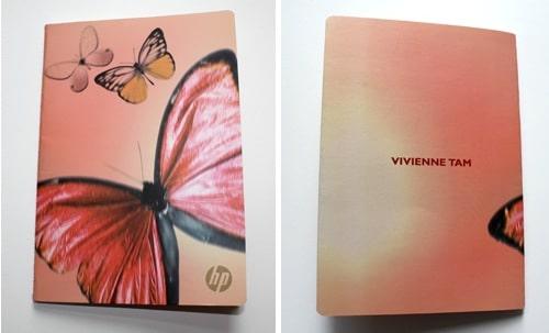 Vivienne Tam Notebook