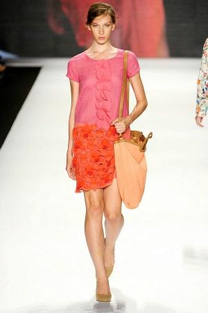 Vivienne Tam Spring 2012 RTW Look 1
