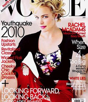 Vogue magazine cover