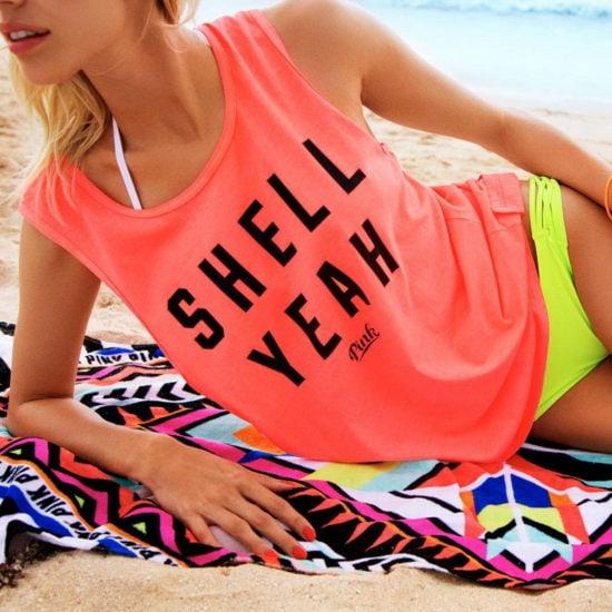 Shell yeah tee
