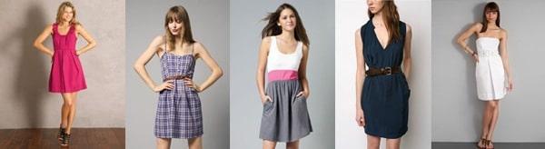 Cute Waist-defining dresses