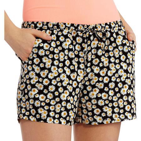 Walmart daisy print shorts