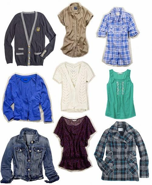 caroline forbes wardrobe