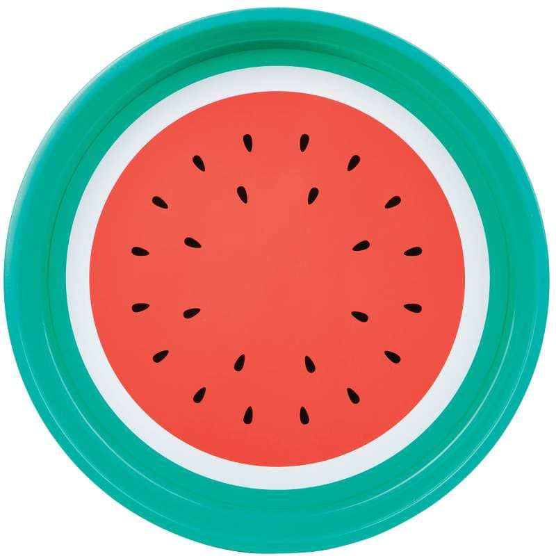 Watermelon serving tray by SUNNYLIFE